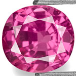 0.85-Carat Unheated Lustrous Pinkish Red Burmese Ruby (IGI)