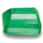 3.12-Carat Lively Intense Green Emerald from Zambia
