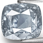 4.99-Carat GIA-Certified Unheated Eye-Clean Madagascar Sapphire