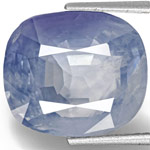 17.67-Carat Exclusive GIA-Certified Unheated Kashmir Sapphire