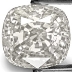 8.90-Carat Rare GIA-Certified Unheated Colorless Sapphire