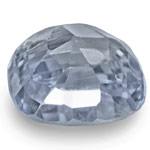 3.01-Carat GIA-Certified Eye-Clean Light Blue Kashmir Sapphire