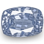2.45-Carat VS-Clarity Lustrous Blue Sapphire from Burma (IGI)