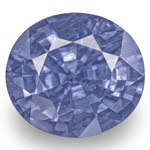 8.33-Carat IGI-Certified Unheated Eye-Clean Burmese Sapphire