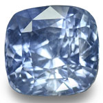 5.15-Carat Unheated Eye-Clean Soft Blue Burmese Sapphire (IGI)