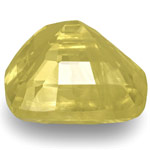 7.63-Carat GIA-Certified Unheated Yellow Sapphire from Sri Lanka