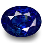 1.87-Carat GRS-Certified Unheated Blue Sapphire from Sri Lanka