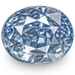 6.59-Carat GIA-Certified Unheated Blue Sapphire from Sri Lanka