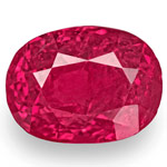 2.64-Carat IGI-Certified Unheated Rich Pinkish Red Burmese Ruby