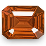 1.50-Carat Eye-Clean Intense Reddish Brown Burmese Spinel (IGI)