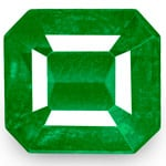 5.12-Carat Magnificent Rich Royal Green Emerald from Zambia