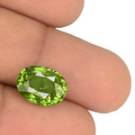 6.58-Carat GIA-Certified Natural Fiery Intense Green Alexandrite