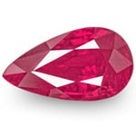 1.04-Carat Eye-Clean Bright Velvety Pinkish Red Ruby (Unheated)