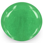27.07-Carat Rare Lively Intense Green Emerald from Colombia