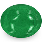 1.57-Carat Natural & Untreated Deep Green Emerald from Zambia