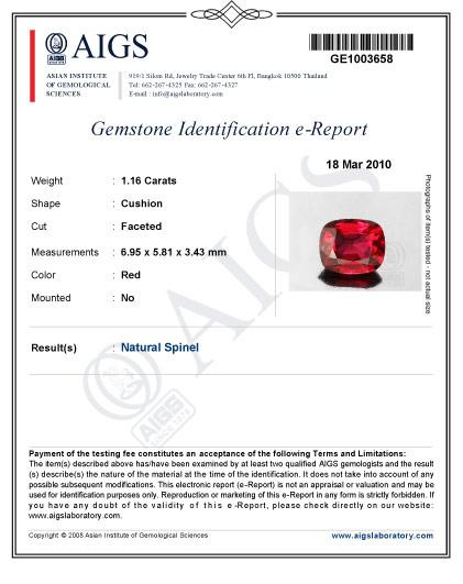 Resultado de imagen para gems lab certificate problems