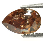 1.02-Carat Wonderful Chocolate-Color Natural Diamond