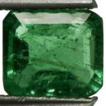 0.93-Carat Zambian Emerald (Natural & Untreated)
