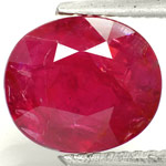 2.75-Carat IGI-Certified Excellent Unheated Burmese Ruby