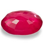 1.25-Carat Deep Pinkish Red Unheated Ruby from Vietnam