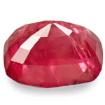 2.32-Carat Unheated Cushion-Cut Ruby from Vietnam