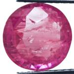 6.26-Carat Exclusive Intense Pink Madagascar Ruby (Unheated)