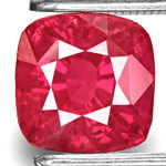 4.04-Carat GRS-Certified Unheated Eye-Clean Winza Ruby