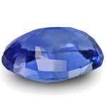 5.72-Carat Unheated Deep Blue Sapphire from Sri Lanka (GIA)