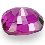1.58-Carat Fiery Deep Purple Sapphire from Burma (Unheated)