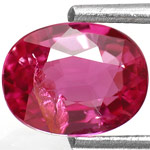 1.53-Carat Padparadscha-Type Pink Sapphire from Mozambique