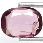 1.61-Carat Natural Purple Spinel from Burma (AIGS-Certified)