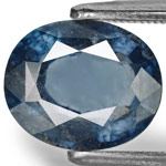 3.27-Carat Natural & Untreated Intense Blue Spinel