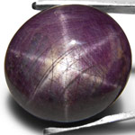 261.80-Carat Massive AIGS-Certified Natural Purple Star Sapphire