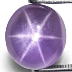 5.91-Carat Color-Change Star Sapphire from Sri Lanka