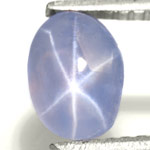 1.16-Carat Appealing High-Clarity Blue Star Sapphire from Ceylon