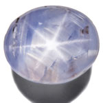 5.12-Carat White Star Sapphire from Ceylon (Non-Treated)