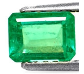 Marvellous Emerald-Cut Colombian Emerald