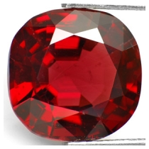 5.25-Carat Burmese Spinel from our Inventory