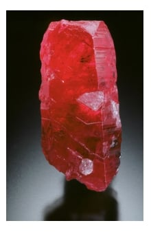 Rough Ruby from Tanzania