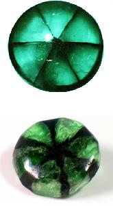 Trapiche Emeralds Starruby In Exotic Gemstones
