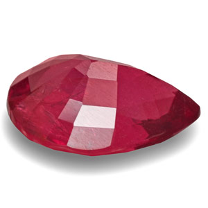 1.36-Carat IGI-Certified Unheated Vivid Pinkish Red Ruby - Click Image to Close