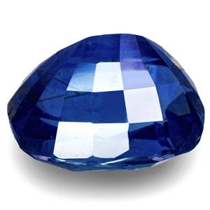 4 00 Carat Fiery Vivid Royal Blue Kashmir Origin Sapphire