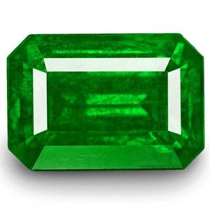 3.75-Carat Rare Eye-Clean Intense Royal Green Colombian ... - photo#17