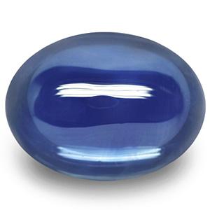 4.01-Carat Top-Grade VVS Cornflower Blue Kashmir Sapphire (GIA)