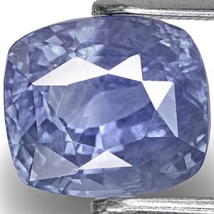5.06-Carat Eye-Clean Unheated Kashmir-Origin Sapphire (GIA, GRS)