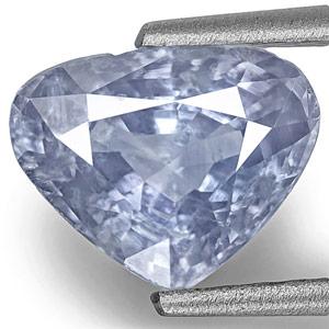 2.48-Carat GIA & GRS Certified Kashmir-Origin Blue Sapphire (UH)