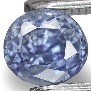 1.12-Carat Intense Blue Sapphire from Kashmir (GIA-Certified)