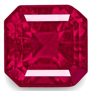 0 69 Carat Exclusive Collector Grade Bixbite Red Emerald