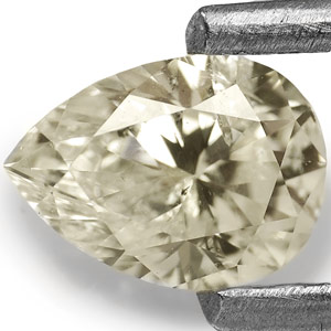 0 40 Carat Si2 Clarity L Color Pear Shaped Diamond From