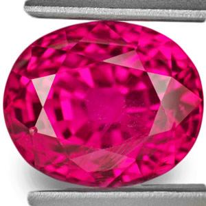 5.02-Carat Museum-Grade GRS-Certified Unheated Burmese Ruby